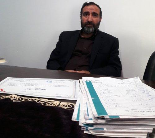سردار محمد علی ملک  - هوران