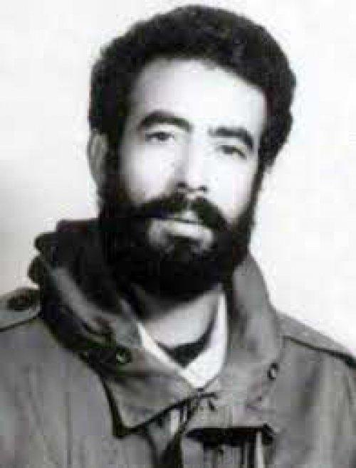 همزاد چمران - شهید محسن جهانتیغ - هوران