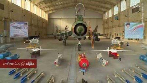 سرعت بالای نصب «سلاحهای دورایستا» روی جنگندههای سپاه و ارتش