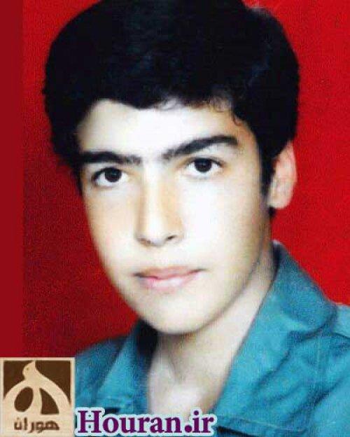 شهید سیفالله سعادتی - دبیرستان سپاه - هوران