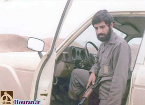 شهید مصطفی ردانی پور/ عروسی من روزی است که در خون خودم بغلتم