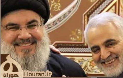 آخرین دیدار سیدحسن نصرالله با سردار سلیمانی