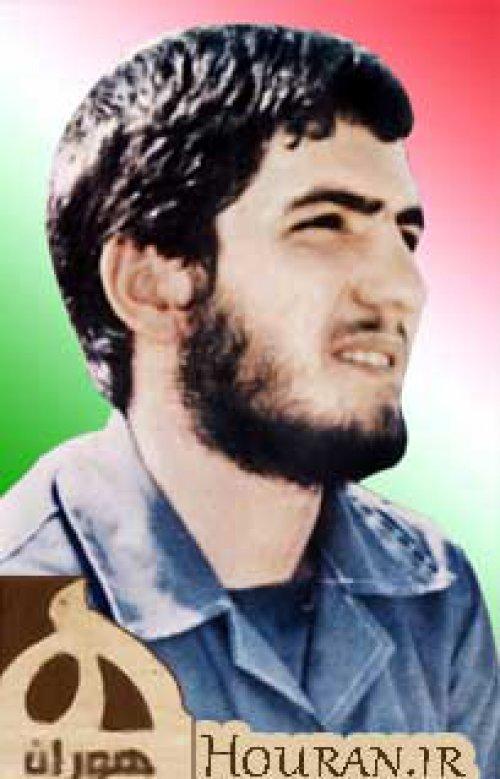 شهید سردار صادق مکتبی