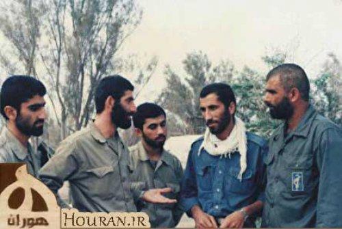 سردار شهید علیاصغر خنکدار از شهدای عملیات والفجر ۸